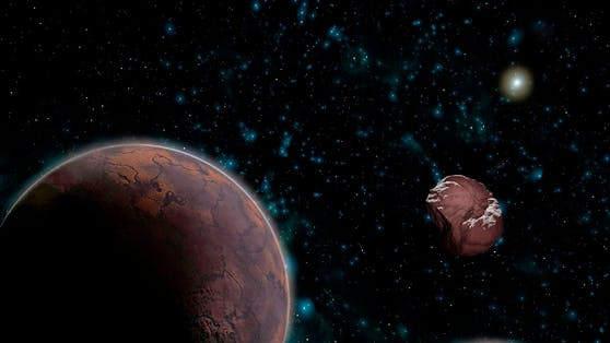 Bis zu zehn Mal schwerer als die Erde soll er sein, der angebliche neunte Planet in unserem Sonnensystem. Trotz dieser konkret anmutenden Angaben ist unklar, ob es ihn überhaupt gibt.