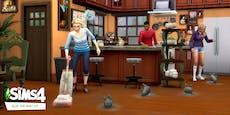 """Publisher EA präsentiert neue Inhalte für """"Die Sims 4"""""""