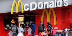 Gastro-Ansage – aber das passiert jetzt mit McDonald's