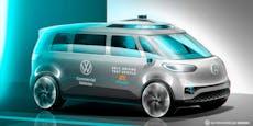Grünes Licht für Roboter-Taxis