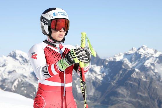 Nicole Schmidhofer wurde zum dritten Mal operiert.