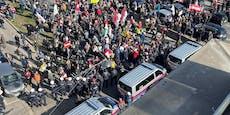 11 Festnahmen! Polizei zieht Bilanz zu Corona-Demos