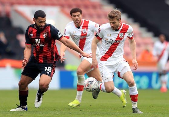 Southampton bezwingt Bournemouth