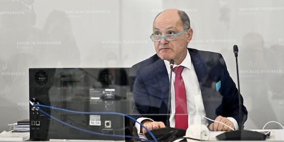 Nationalratspräsident und Ibiza-U-Ausschussvorsitzender Wolfgang Sobotka (ÖVP)