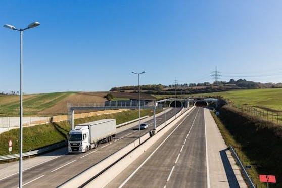 Die Weinviertelautobahn A5
