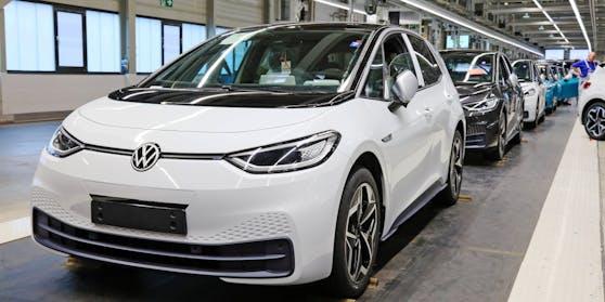 Produktion des neuen VW ID.3