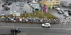 Klimademo-Teilnehmer reisten mit dem Zug an