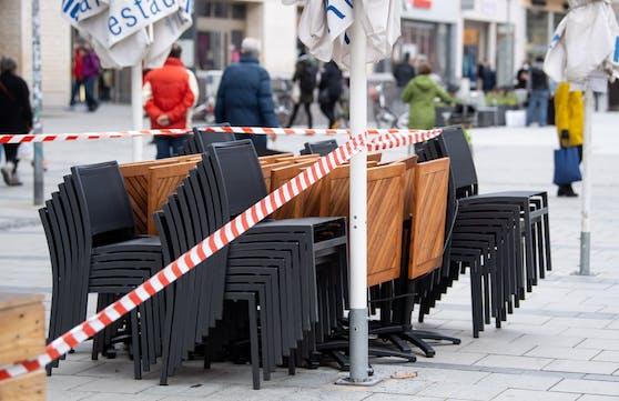Deutschland plant eine Verlängerung des Lockdowns.