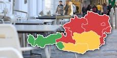 Kommen jetzt diese 3 Lockdown-Gruppen in Österreich?