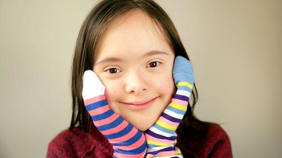 Heute tragen wir unterschiedliche Socken!