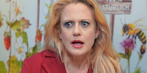 Auch für TV-Star Barbara Schöneberger ist der Lockdown eine Herausforderung.