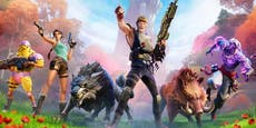 """Spiele-Hit """"Fortnite"""" geht zurück in die Urzeit"""