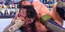 WWE Fastlane: Heftige Schocker vor Wrestlemania 37