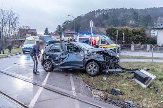 Der Unfall in Pitten