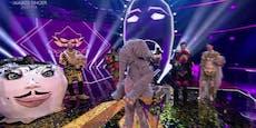 """Babyelefant gewinnt """"Masked Singer"""" – Kennst du SIE?"""