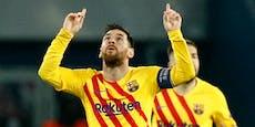 Zahl verrät, wie überragend Messi aktuell spielt