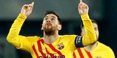Messi: Noch zwei Jahre Barcelona, dann zu Beckham