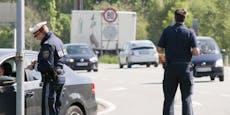 543 Anzeigen nach Aktion scharf gegen Verkehrssünder