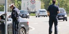 Lenker abgezockt, aberDetail verrät falsche Polizisten