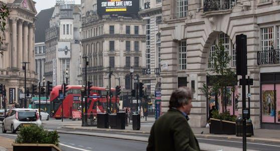 In London wurde ein Sexualstraftäter versehentlich laufen gelassen.
