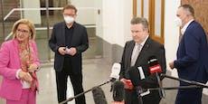 Wien verlängert, jetzt Lockdown-Gipfel für alle Länder