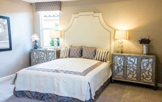 Auch ein neues Bett kann den Start ins Jahr noch schöner machen.