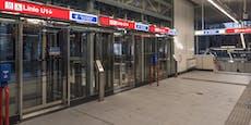Dieser Aufzug bei Wiener U-Bahn steht bald still