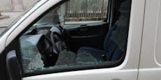 Auto-Einbrecher (38) in Wien auf frischer Tat ertappt