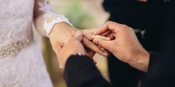 Hochzeit, Trauung