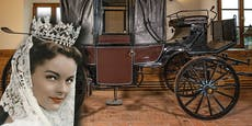 Höchstpreis: 106.550 Euro für Sissi-Kutsche!