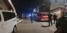 Mehrere Wohnhäuser nach Bombendrohung evakuiert