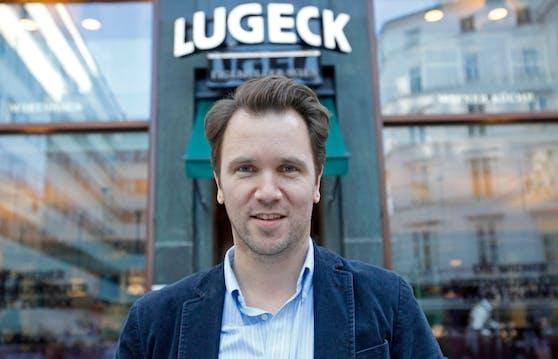 Thomas Figlmüller rechnet erst im Mai mit einer Öffnung der Wiener Gastro.