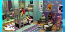 """Etagenbetten ziehen nun kostenlos in """"Die Sims 4"""" ein"""