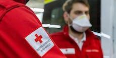Rettung mit Herzpatient musste an Grenze umdrehen