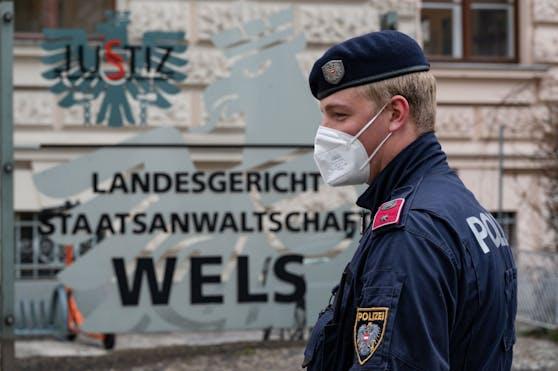 Die Staatsanwaltschaft in Wels.