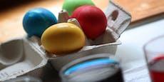 Eier-Check für Ostern fällt katastrophal aus