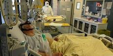 Intensiv-Stationen füllen sich in Wien weiter rasant