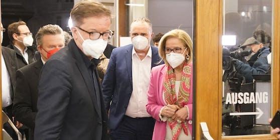 (Not-)Ausgang Lockdown: Gesundheitsminister Rudolf Anschober einigte sich mit den Ländern auf einen neuen Lockdown.