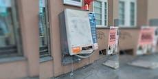 Explosion erschüttert Wexstraße – drei Festnahmen