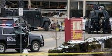 Schießerei in US-Supermarkt – Polizei bestätigt 10 Tote