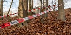 Mordkommission ermittelt nach Fund einer Babyleiche