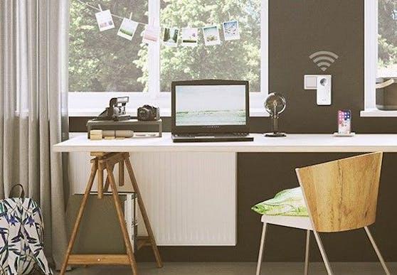 Kontakte pflegen im Home-Office: devolo gibt Tipps.
