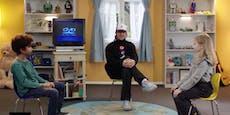 Yung Hurn schämt sich vor Kindern für seine Musik