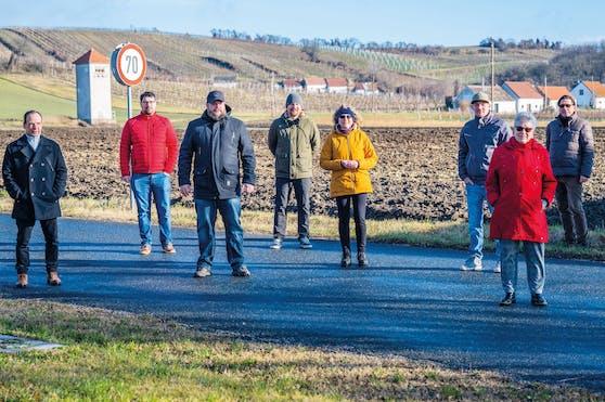 Das SPÖ-Team Enzersdorf fordert Verkehrsmaßnahmen.