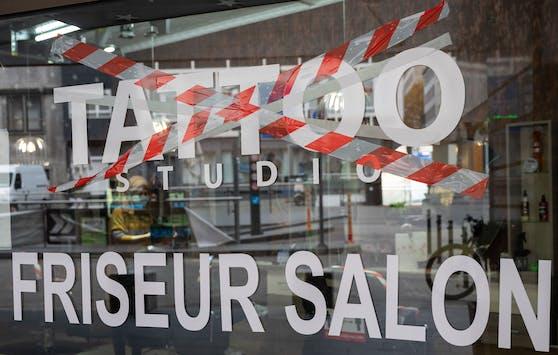 Körpernahe Dienstleister müssen im Osten Österreichs weiterhin geschlossen bleiben. (Symbolbild)