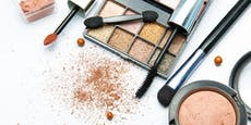 Mikroplastik in Augen-Make-up & Co. gefunden