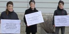 """Studenten protestieren gegen """"überzogene"""" UG-Novelle"""