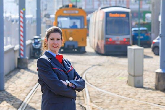 Elisabeth Waltjen ist verantwortlich für zehn Straßenbahn-Linien und 360 Mitarbeiter.
