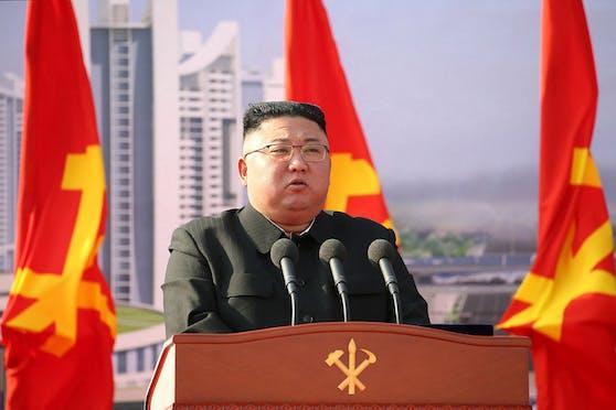 Kim Yong-un sieht die USA als größten Feind seines Landes.