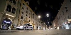 Fahndung! Grazer Polizei sucht Messermann